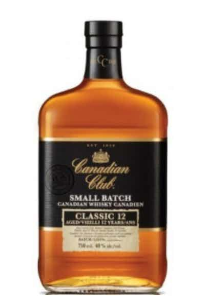 Canadian Club Classic Whisky 12 Year
