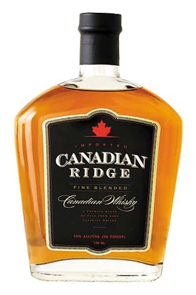 Canadian Ridge Canadian Whisky