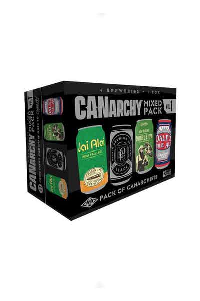 CANarchy Multi Brewery Variety Pack