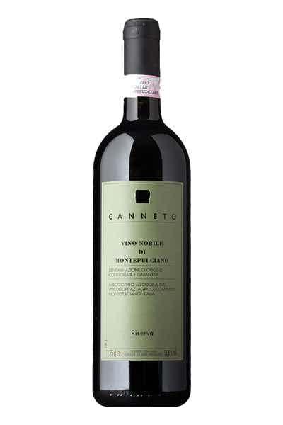 Canneto Vino Nobile Di Montepulciano Riserva