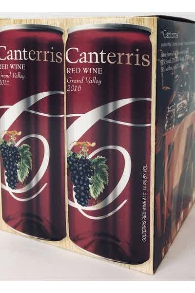 Canterris Red Wine