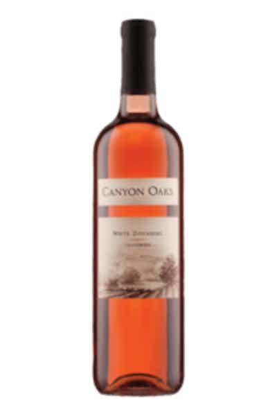Canyon Oaks White Zinfandel