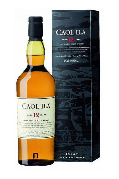 Caol Ila Scotch Single Malt 18 Year