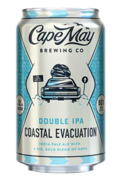 Cape May Coastal Evacuation Double IPA