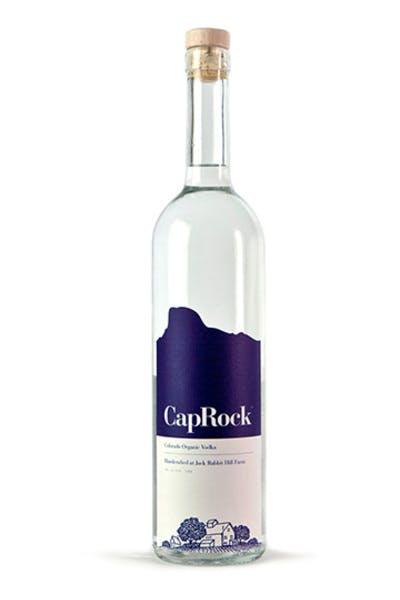 CapRock Colorado Organic Vodka