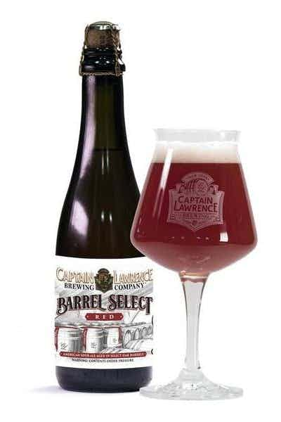 Captain Lawrence Barrel Select Red