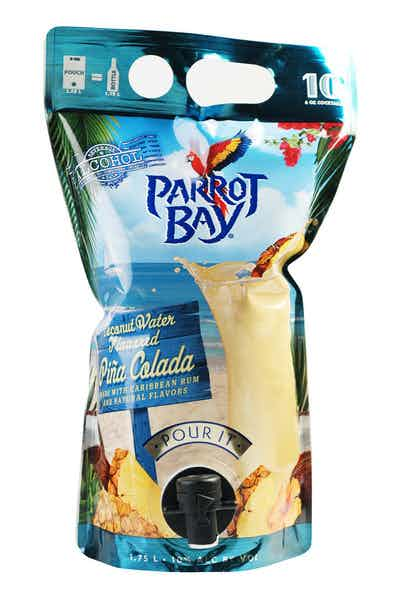 Captain Morgan Parrot Bay Coconut Water Pina Colada