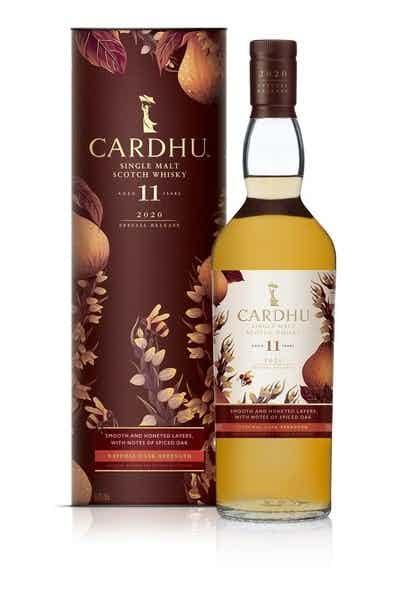 Cardhu 11 Year Old Single Malt Scotch Whisky
