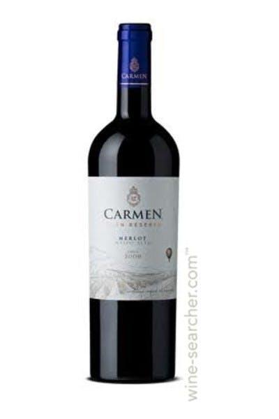 Carmen Merlot Gran Reserva 2010