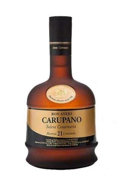 Carupano Solera Centenaria Reserva 21 Year Limitada