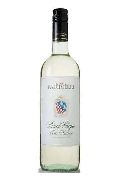 Casa Farrelli 'Terre Siciliane' Pinot Grigio