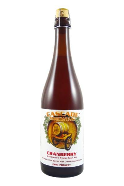 Cascade Cranberry Sour Ale