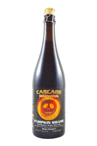 Cascade Pumpkin Smash