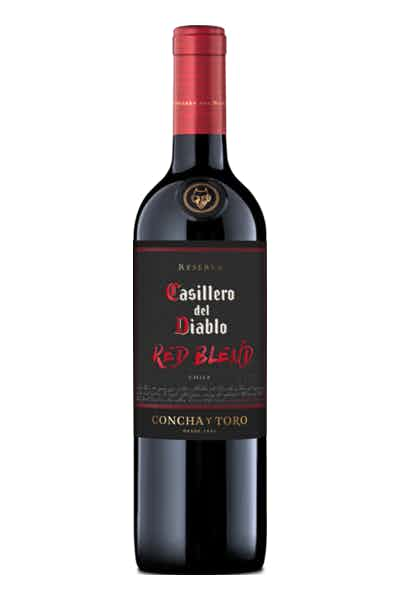 Casillero del Diablo Red Blend