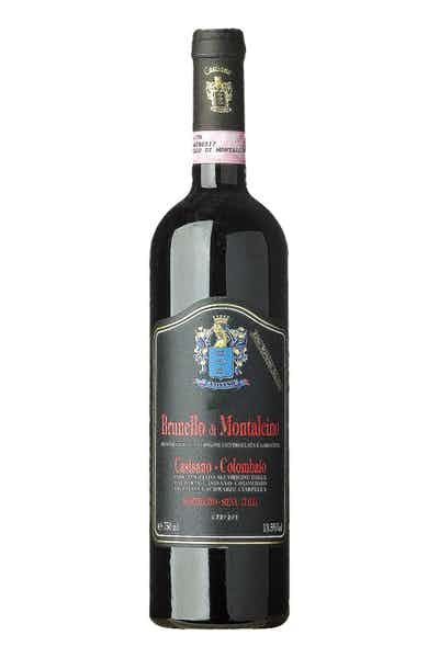Casisano Colombaio Brunello 2007