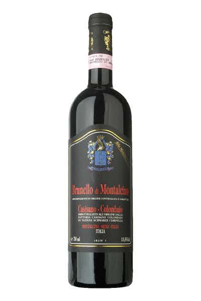 Casisano Colombaio Brunello 2010