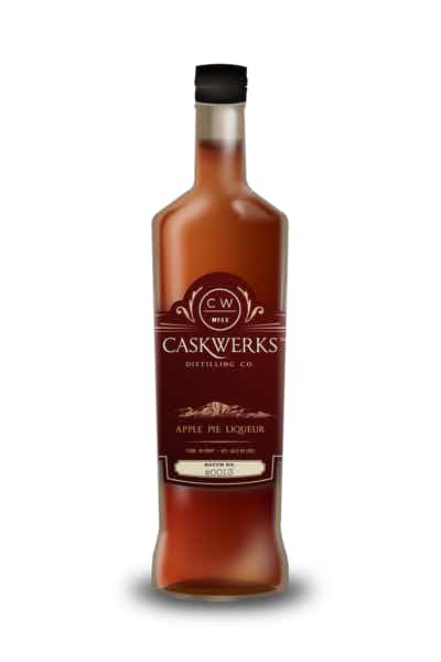 Caskwerks Apple Pie Liqueur