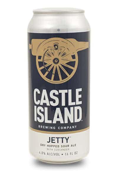 Castle Island Jetty Dry Hopped Sour Ale