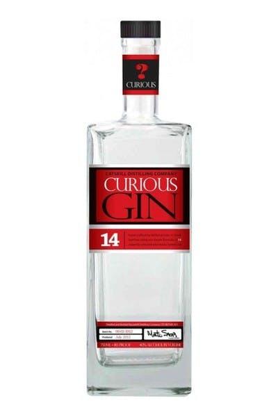 Catskill Distilling Curious Gin