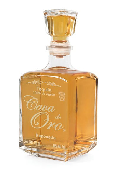 Cava De Oro Reposado Tequila