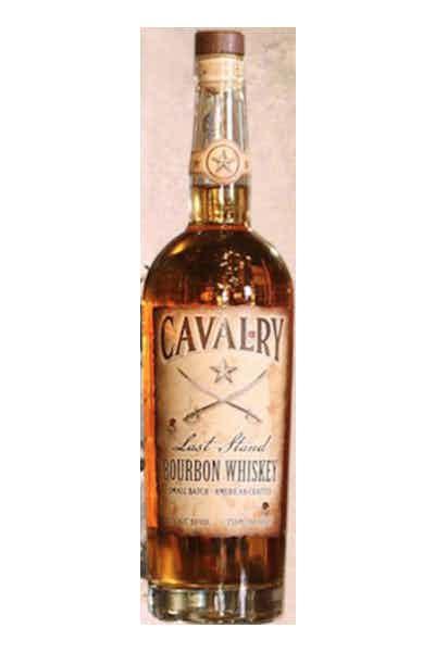 Cavalry Bourbon Whiskey