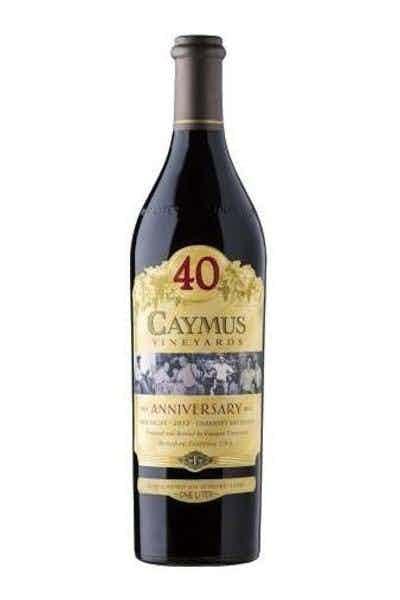 Caymus 40th Anniversary Edition Napa Valley Cabernet Sauvignon