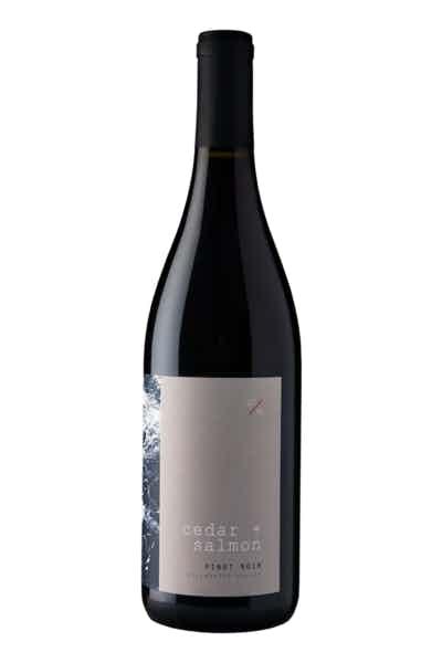 Cedar + Salmon Pinot Noir