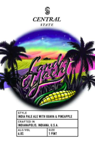 Central State Land Yacht IPA