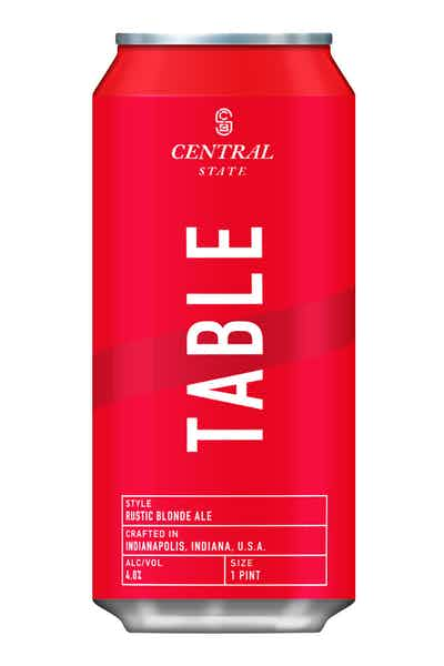 Central State Table Beer