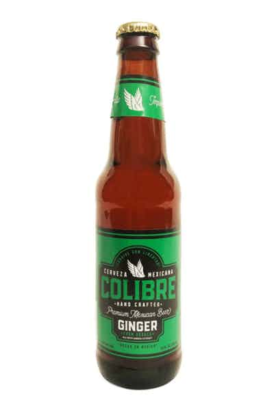 Cerveza Mexican Colibre Ginger