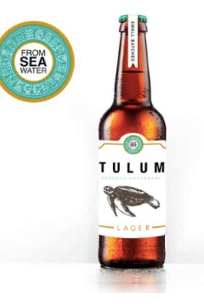 Tulum Lager Cerveza Artesanal