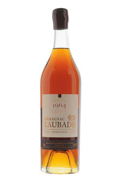 Ch De Laubade Armagnac 1964