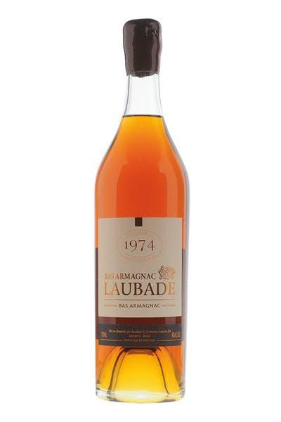 Ch De Laubade Armagnac 1974