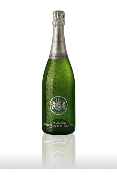 Champagne Barons Rothschild Blancs Nv