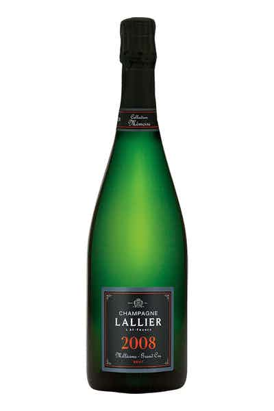 Champagne Lallier Vintage
