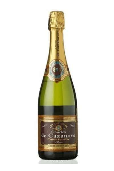 Charles de Cazanove Tradition Brut Champagne
