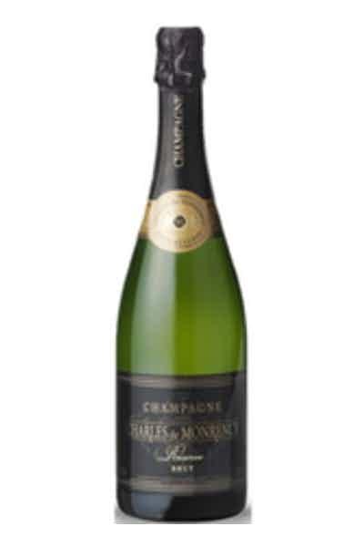 Charles de Monrency Champagne Brut Réserve
