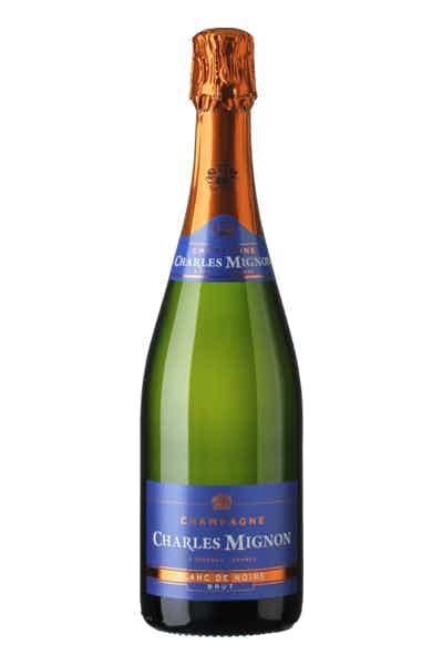 Charles Mignon Blanc De Noir Champagne