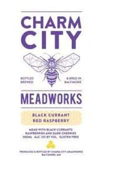 Charm City Meadworks Black Currant Red Raspberry