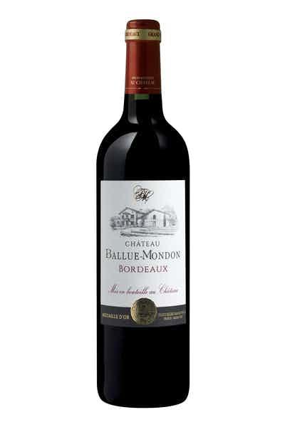 Chateau Ballue-Mondon Bordeaux