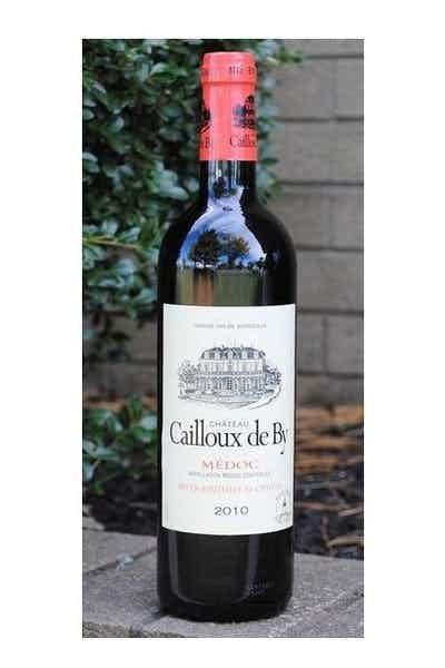 Chateau Cailloux de By Bordeaux