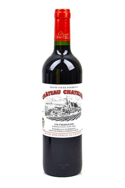 Chateau Chatelier Bordeaux Superieur Rouge