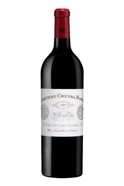 Chateau Cheval Blanc St Emilion 2009