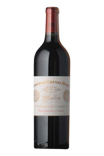 Chateau Cheval Blanc St Emilion 2011