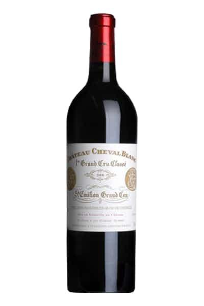 Chateau Cheval Blanc St Emilion