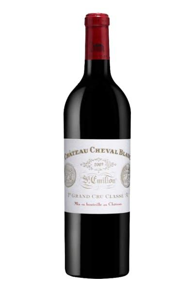 Chateau Cheval Blanc St Emilion 2012