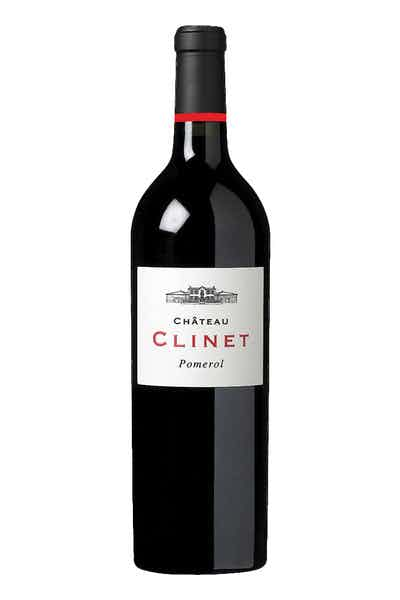 Chateau Clinet Pomerol Bordeaux