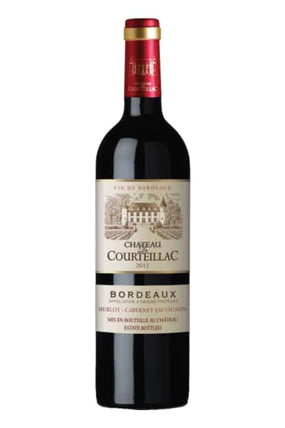Chateau De Courteillac Bordeaux AOC