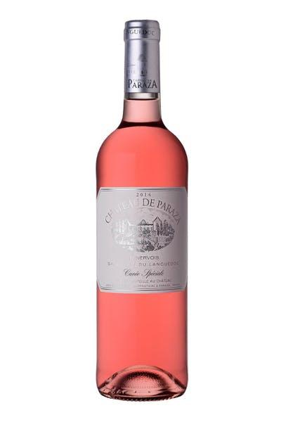 Chateau De Paraza Rosé