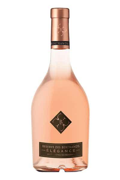 Chateau Des Bertrands Elegance Provence Rose